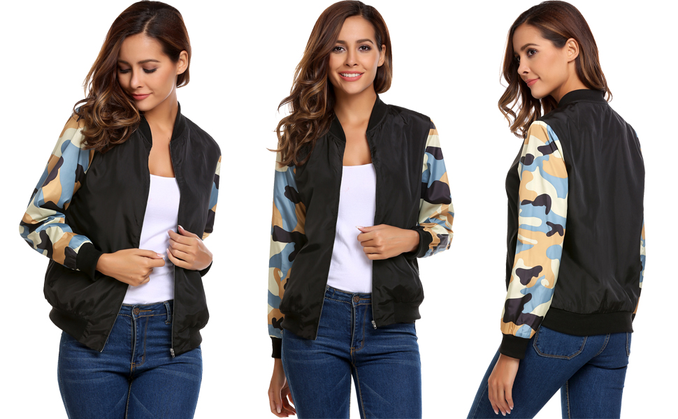 Best bomber jackets womens
