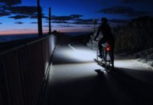 bike lights for night time