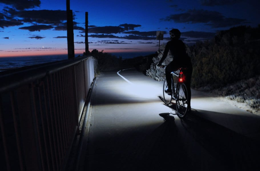 Best bike lights for night time