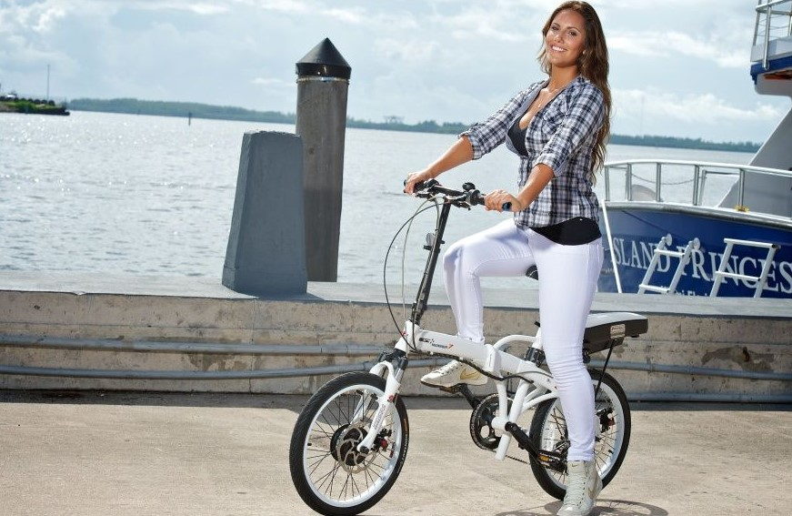 Electric Bikes Mobility health