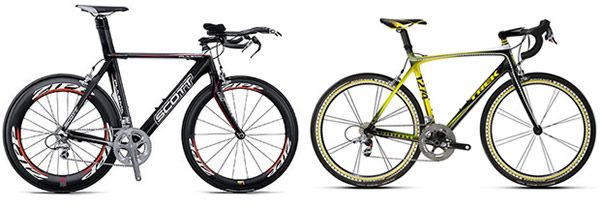 Tri Bike vs Road Bike