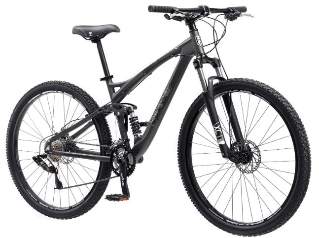Mongoose XR Pro men's mountain bike review