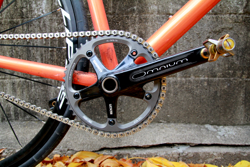 Best fixed gear crankset