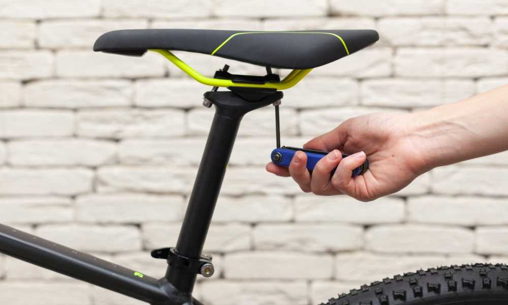 How to Install a Bike Seat Basic bike Know How