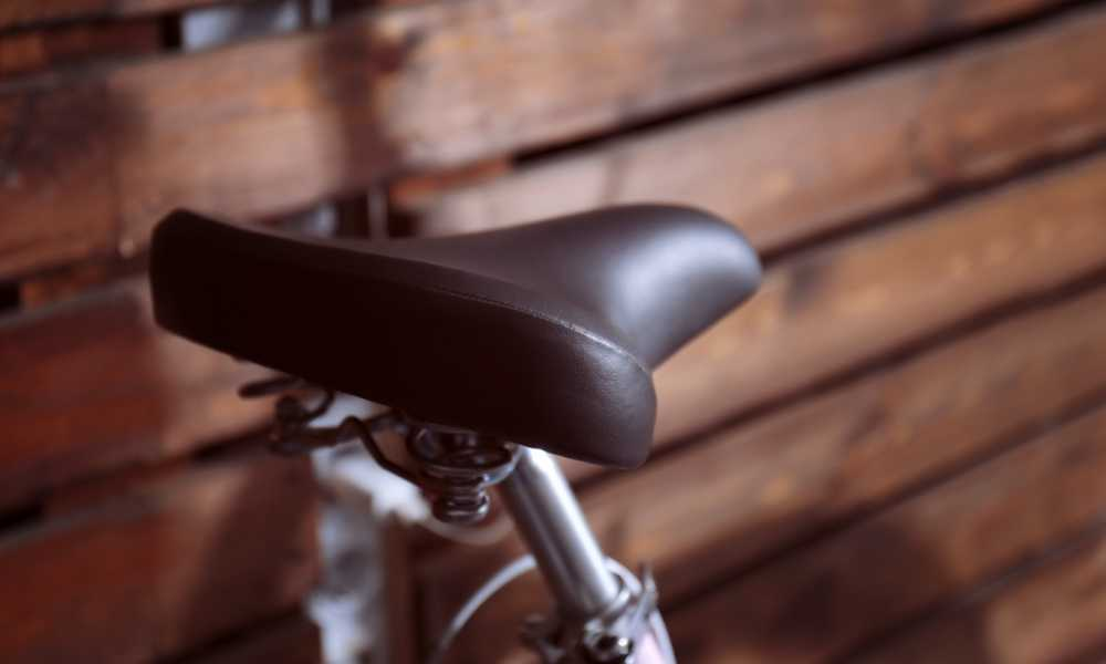 Why are spinning bike seats so uncomfortable?