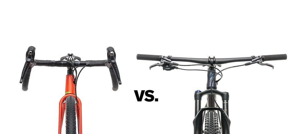 Gravel Bikes vs Hybrid